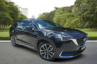 2020 Mazda CX-9 TC Azami SKYACTIV-Drive Jet Black 6 Speed Sports Automatic Wagon