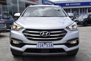 2018 Hyundai Santa Fe DM5 MY18 Elite Silver 6 Speed Sports Automatic Wagon.