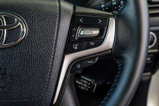 2018 Toyota Landcruiser Prado GDJ150R MY18 GXL (4x4) Silver Pearl 6 Speed Automatic Wagon