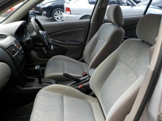 2002 Nissan Pulsar N16 ST Silver 4 Speed Automatic Sedan