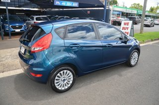 2010 Ford Fiesta WS LX Blue 5 Speed Manual Hatchback.