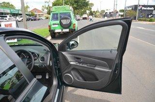 2014 Holden Cruze JH MY14 SRi Green 6 Speed Automatic Sedan