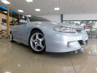2000 Holden Special Vehicles ClubSport VT II Silver 6 Speed Manual Sedan.