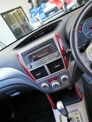 2009 Subaru Forester S3 MY10 X AWD White 4 Speed Sports Automatic Wagon