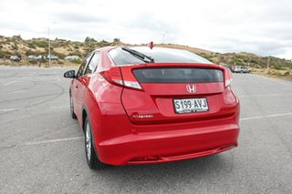 2012 Honda Civic 9th Gen VTi-S Red 5 Speed Sports Automatic Hatchback