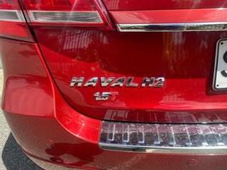 2015 Haval H2 Lux 2WD Red 6 Speed Manual Wagon