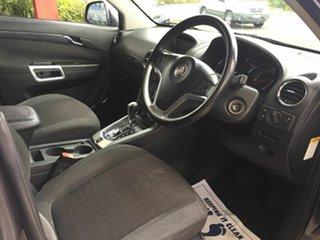 2013 Holden Captiva CG MY13 5 LT (FWD) Black 6 Speed Automatic Wagon