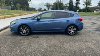 2018 Subaru Impreza G5 MY18 2.0i-L CVT AWD Blue 7 Speed Constant Variable Hatchback