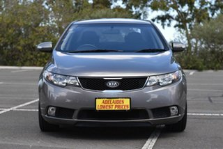 2009 Kia Cerato TD MY09 SLi Grey 4 Speed Sports Automatic Sedan.