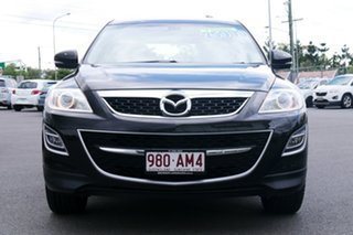 2012 Mazda CX-9 TB10A4 MY12 Luxury Black 6 Speed Sports Automatic Wagon.