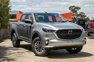 2020 Mazda BT-50 TFS40J XT Ingot Silver 6 Speed Sports Automatic Utility.