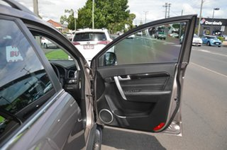 2013 Holden Captiva CG MY13 7 LX (4x4) Beige 6 Speed Automatic Wagon