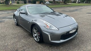 2017 Nissan 370Z Z34 MY17 Grey 7 Speed Sports Automatic Coupe