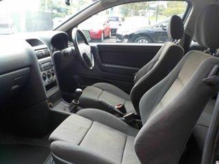 2001 Holden Astra TS MY2002 SRi Black 5 Speed Manual Hatchback