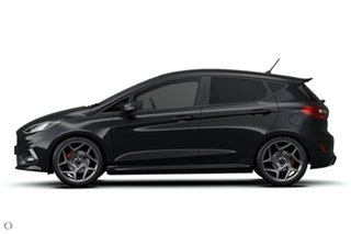 2020 Ford Fiesta WG 2020.75MY ST Black 6 Speed Manual Hatchback.