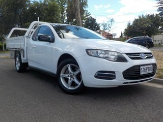 2012 Ford Falcon FG MkII EcoLPi Super Cab 6 Speed Sports Automatic Cab Chassis.