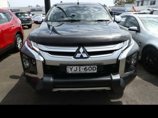 2018 Mitsubishi Triton MR MY19 GLS (4x4) Premium Grey 6 Speed Automatic Double Cab Pick Up