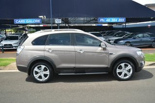 2013 Holden Captiva CG MY13 7 LX (4x4) Beige 6 Speed Automatic Wagon.