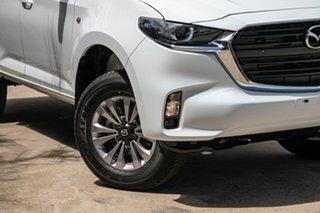 2020 Mazda BT-50 BT-50 B 6AUTO 3.0L DUAL CAB CHASSIS XT 4X2 Ice White CRCCC.