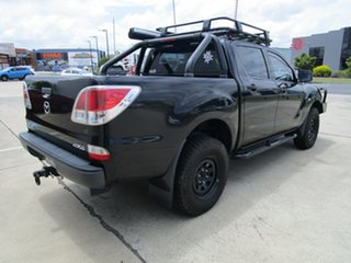 2014 Mazda BT-50 UP0YF1 XT Black 6 Speed Manual Utility