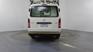 2016 Toyota HiAce KDH201R MY15 LWB Vanilla White 4 Speed Automatic Van