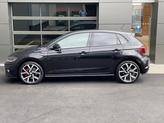 2018 Volkswagen Polo AW MY19 GTI DSG Black 6 Speed Sports Automatic Dual Clutch Hatchback