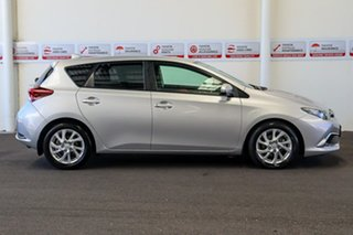 2016 Toyota Corolla ZRE182R MY15 Ascent Sport Silver Pearl 7 Speed CVT Auto Sequential Hatchback