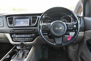 2015 Kia Carnival YP MY16 SI Grey 6 Speed Sports Automatic Wagon