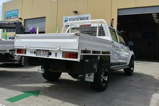 2013 Holden Colorado RG MY14 LT (4x4) White 6 Speed Automatic Crew Cab Pickup.