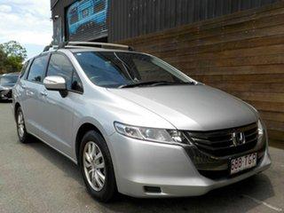 2013 Honda Odyssey 4th Gen MY13 Silver 5 Speed Sports Automatic Wagon.