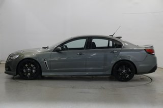 2013 Holden Commodore VF MY14 SS V Redline Grey 6 Speed Sports Automatic Sedan.