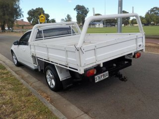 2012 Ford Falcon FG MkII EcoLPi Super Cab 6 Speed Sports Automatic Cab Chassis