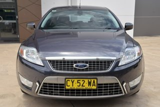 2009 Ford Mondeo MB Zetec Grey 6 Speed Sports Automatic Wagon.