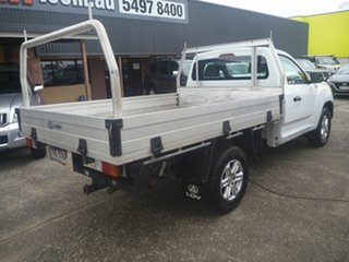 2018 LDV T60 SK8C Pro White 6 Speed Manual Cab Chassis