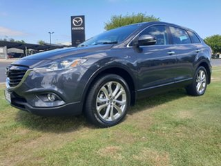 2013 Mazda CX-9 TB10A5 Luxury Activematic AWD Grey 6 Speed Sports Automatic Wagon