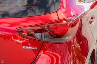 2020 Mazda 2 DJ2HAA G15 SKYACTIV-Drive Pure Red 6 Speed Sports Automatic Hatchback.