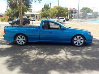 2003 Ford Falcon BA XR6 Ute Super Cab 4 Speed Sports Automatic Utility.