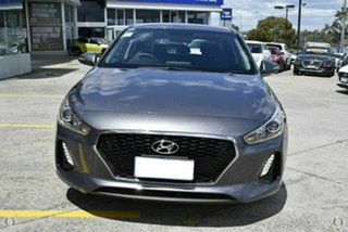 2017 Hyundai i30 PD MY18 Active Grey 6 Speed Sports Automatic Hatchback.