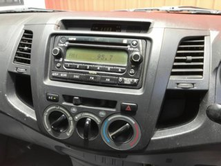 2006 Toyota Hilux GGN15R MY05 SR 4x2 Bronze 5 Speed Manual Cab Chassis