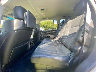 2018 Lexus LX URJ201R LX570 Grey 8 Speed Sports Automatic Wagon