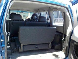 2000 Mitsubishi Pajero NM Exceed Blue 5 Speed Sports Automatic Wagon