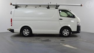 2017 Toyota HiAce KDH201R MY16 LWB White 4 Speed Automatic Van