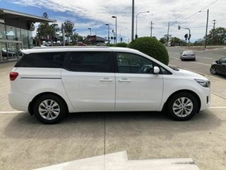 2015 Kia Carnival YP MY16 SI White 6 Speed Sports Automatic Wagon