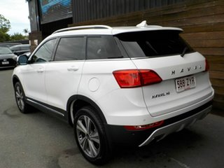2020 Haval H6 Lux DCT White 6 Speed Sports Automatic Dual Clutch Wagon