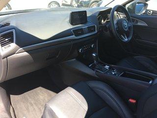 2017 Mazda 3 BN5478 Touring SKYACTIV-Drive Billet Silver 6 Speed Sports Automatic Hatchback