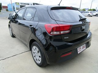 2017 Kia Rio YB MY17 S Black 4 Speed Sports Automatic Hatchback
