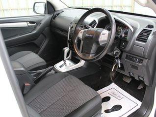 2016 Isuzu MU-X MY15.5 LS-M Rev-Tronic White 5 speed Automatic Wagon.