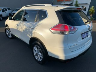 2015 Nissan X-Trail T32 ST-L X-tronic 2WD Pearl White 7 Speed Constant Variable Wagon.