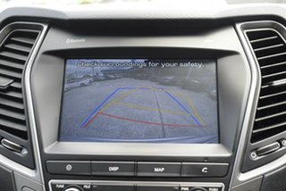 2018 Hyundai Santa Fe DM5 MY18 Elite Silver 6 Speed Sports Automatic Wagon