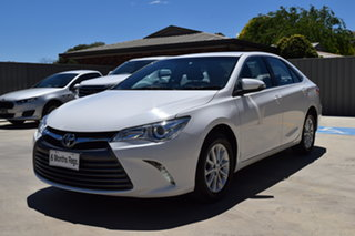 2015 Toyota Camry ASV50R Altise Diamond White 6 Speed Sports Automatic Sedan